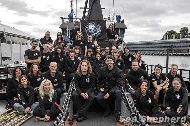 Relentless ©Marianna Baldo / Sea Shepherd AU Ltd